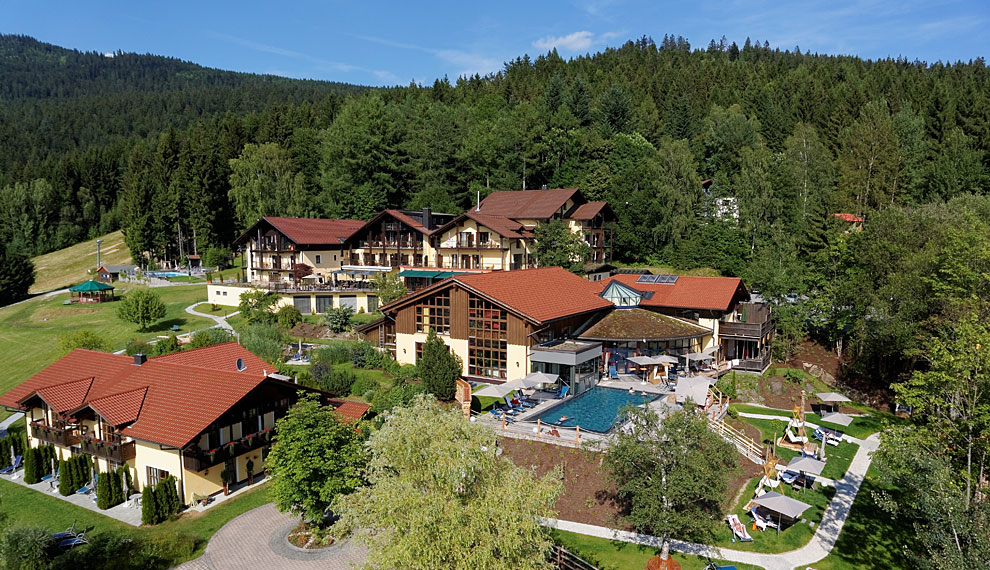 Wellnesshotel Riedlberg am Arber
