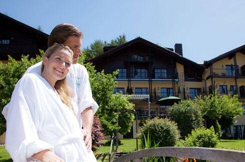 Day Spa im Wellnesshotel Riedlberg