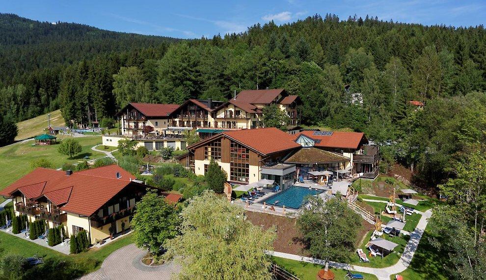 4 sterne wellnesshotel riedlberg am gro en arber im bayerischen wald in bayern for Wellnesshotel nahe gottingen